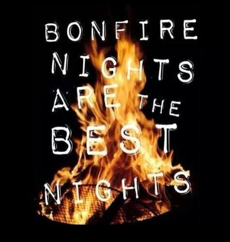 Bonfire Quote 1 Picture Quote #1