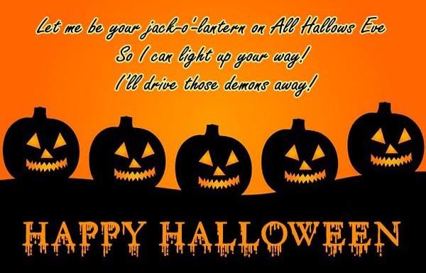 Happy Halloween Quote 2 Picture Quote #1