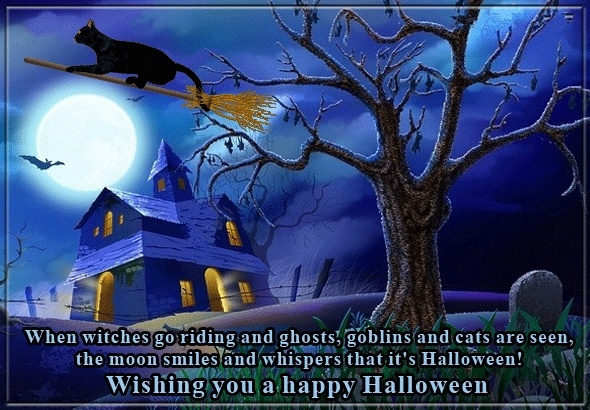 Happy Halloween Quote 3 Picture Quote #1