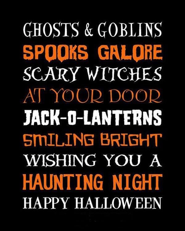 Happy Halloween Quote 4 Picture Quote #1