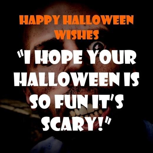 Happy Halloween Quote 6 Picture Quote #1