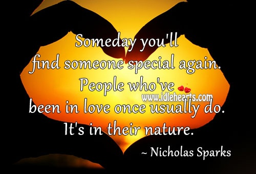 Finding Someone Special Quote 2 Picture Quote #1