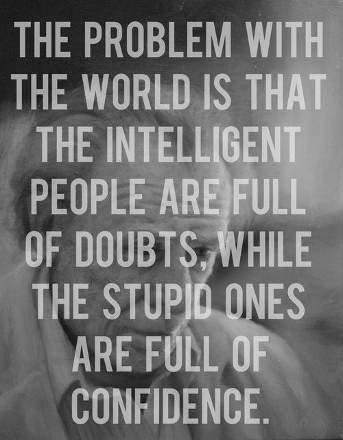 Doubt Quote 4 Picture Quote #1