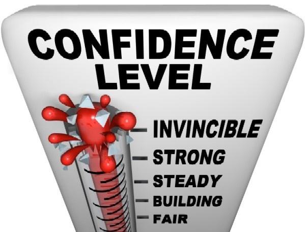 Confident Quote 9 Picture Quote #1