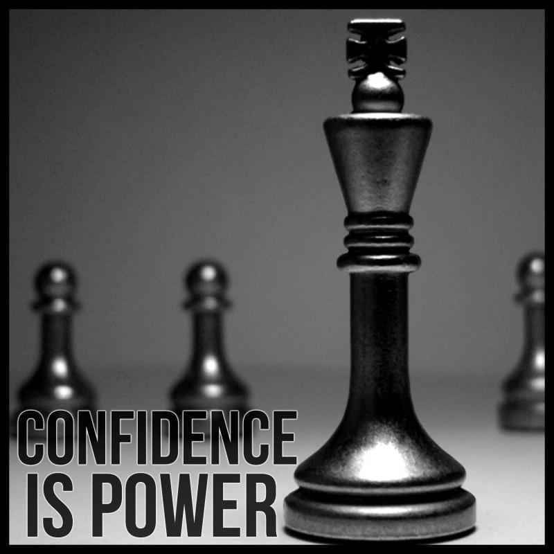 Confident Quote 10 Picture Quote #1