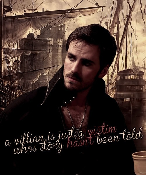 Captain Hook Once Upon A Time Quote 4 Picture Quote #1