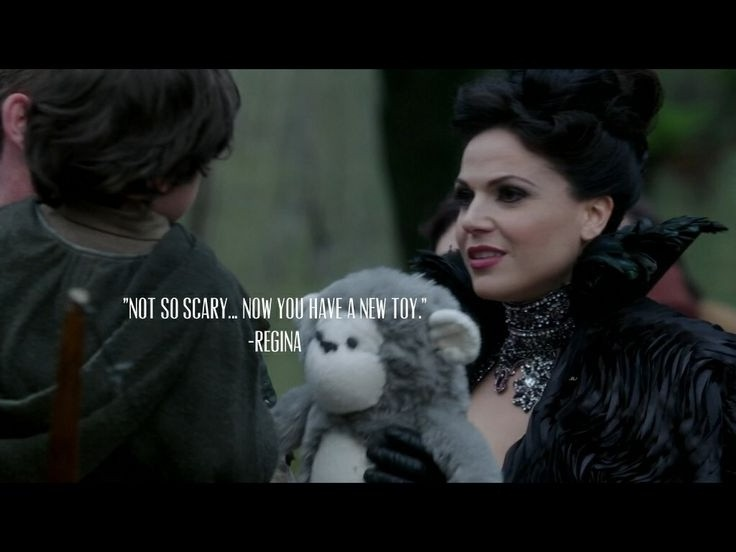 Once Upon A Time Tv Show Quote 1 Picture Quote #1