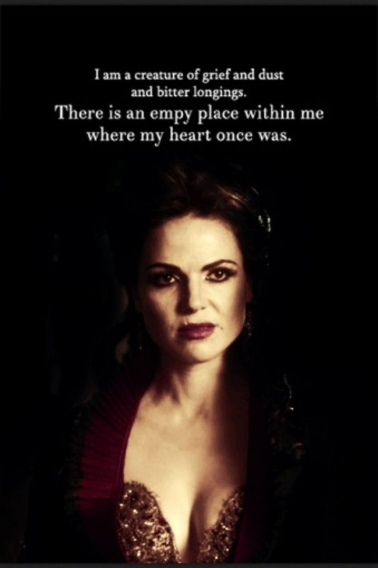 Evil Queen Once Upon A Time Quote 1 Picture Quote #1