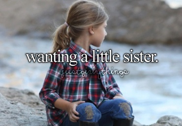 Little Sister Quote 2 Picture Quote #1