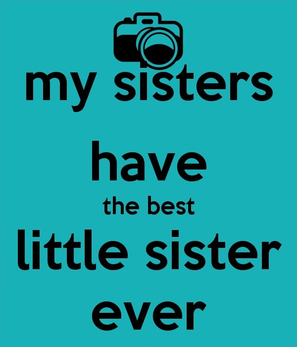 Little Sister Quote 5 Picture Quote #1