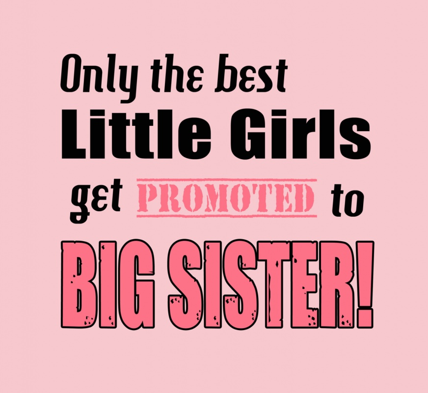 Little Sister Quote 8 Picture Quote #1