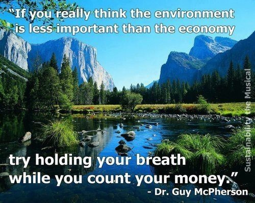 Environment Quote 5 Picture Quote #1