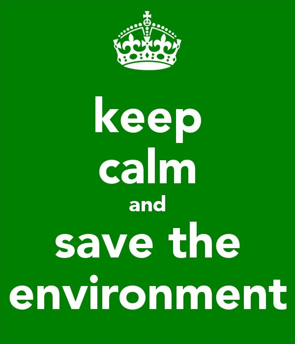 Save The Environment Quote 2 Picture Quote #1