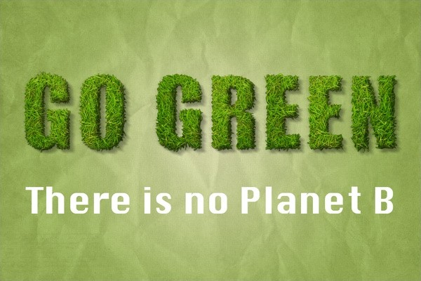 Green Environment Quote 2 Picture Quote #1