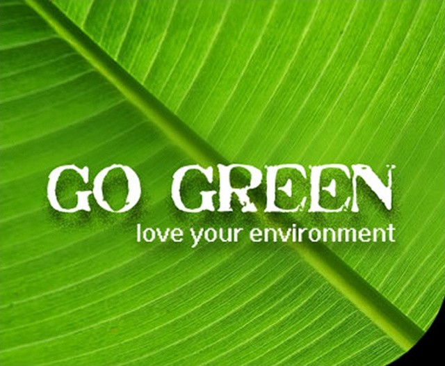 Green Environment Quote 3 Picture Quote #1