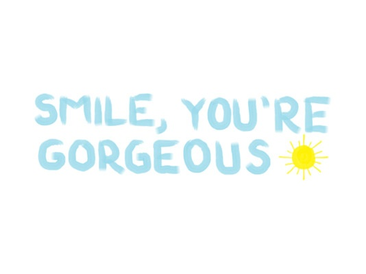 Youre Gorgeous Quote 2 Picture Quote #1