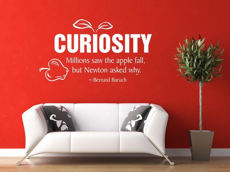 Curiosity Quote 1 Picture Quote #1