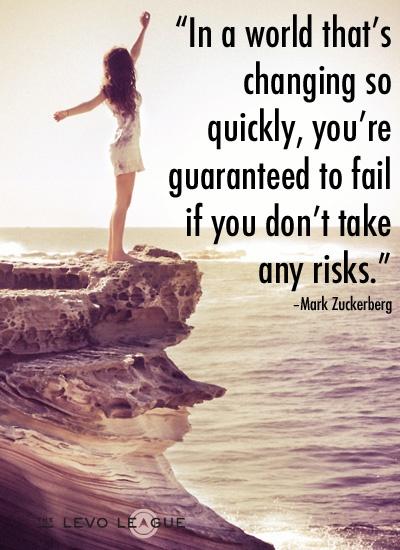 Risk Quote 2 Picture Quote #1