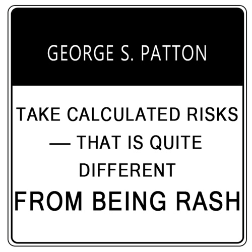Calculated Risk Quote 3 Picture Quote #1