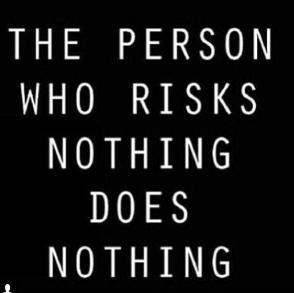 Taking Risk Quote 2 Picture Quote #1