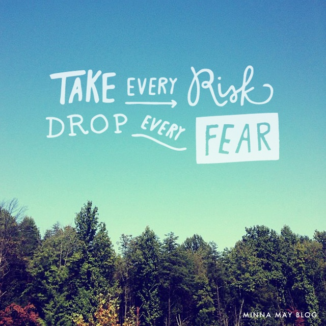 Taking Risk Quote Inspirational 2 Picture Quote #1