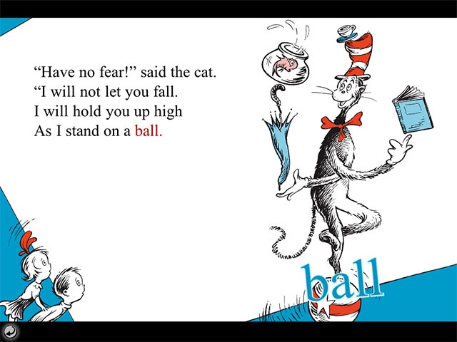 Cat In The Hat Book Quote 1 Picture Quote #1