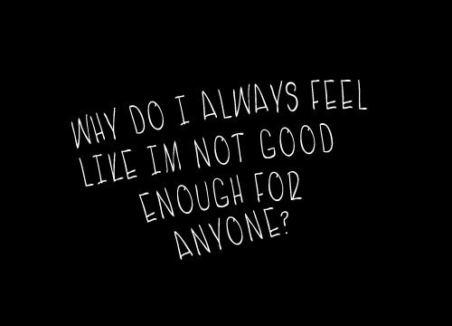Not Good Enough Quote 2 Picture Quote #1