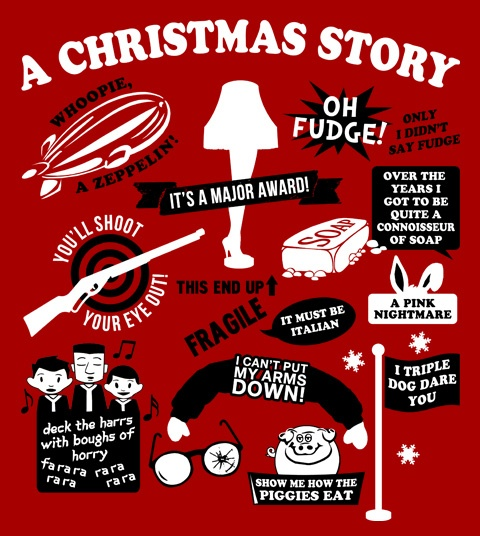 A Christmas Story Quote 2 Picture Quote #1