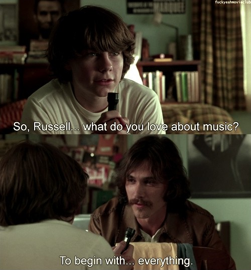 Almost Famous Quote 3 Picture Quote #1