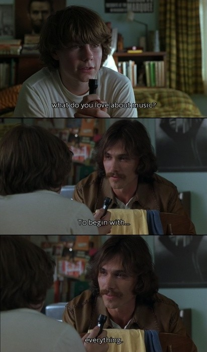 Almost Famous Movie Quote 4 Picture Quote #1