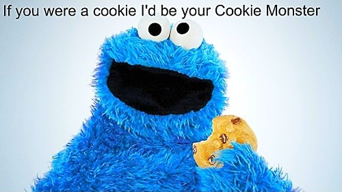 Cookie Monster Quote 1 Picture Quote #1