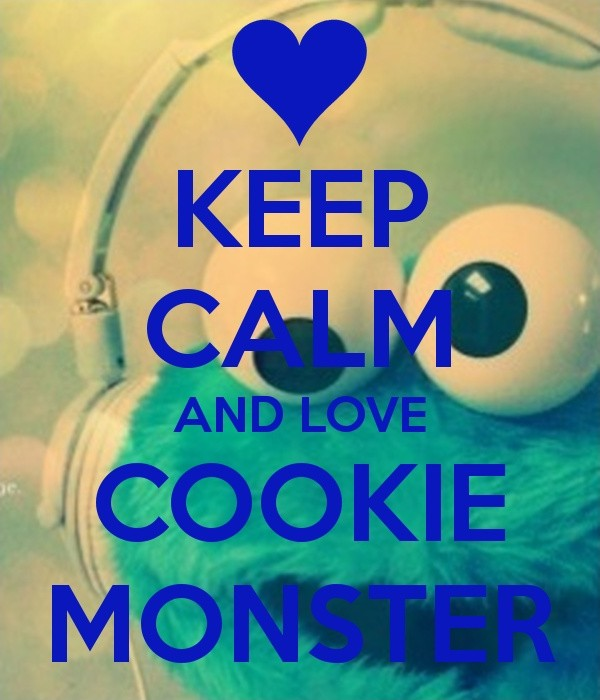Cookie Monster Quote 5 Picture Quote #1