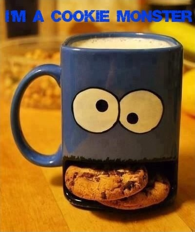 Cookie Monster Quote 6 Picture Quote #1