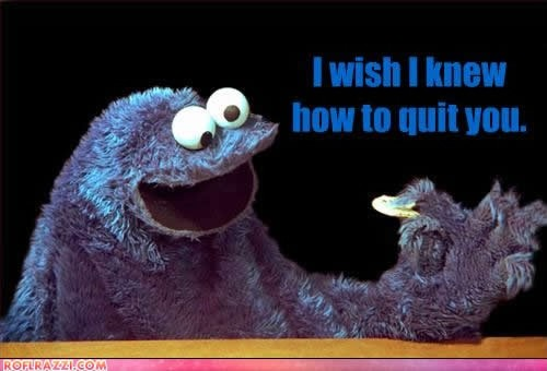 Cookie Monster Quote 11 Picture Quote #1