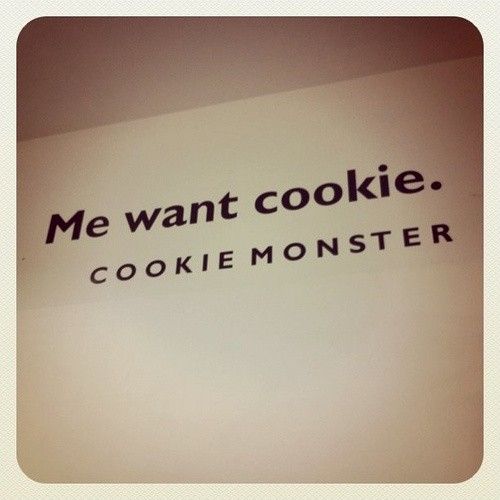 Cookie Monster Quote 12 Picture Quote #1