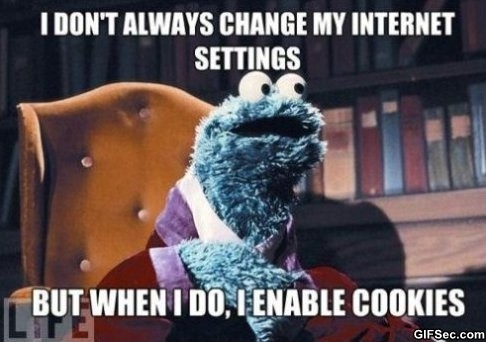 Cookie Monster Quote 13 Picture Quote #1