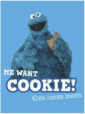 Cookie Monster Quote 21 Picture Quote #1