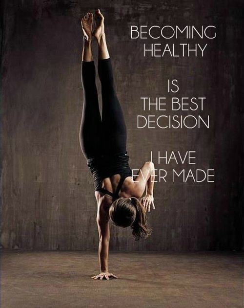 Inspirational Fitness Quote For Women 2 Picture Quote #1