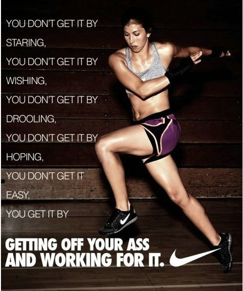 Inspirational Fitness Quote For Women 4 Picture Quote #1