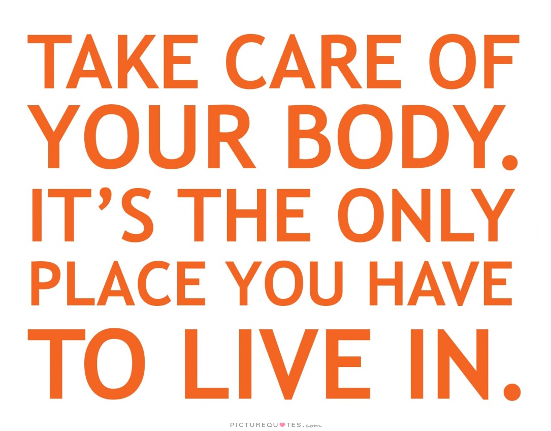 Inspirational Fitness Quote 1 Picture Quote #1