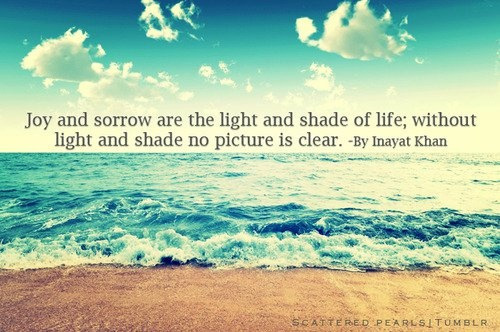 Sorrow Quote 1 Picture Quote #1