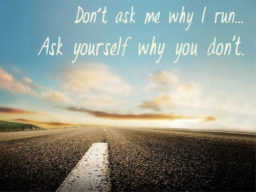 Inspirational Running Quote 1 Picture Quote #1