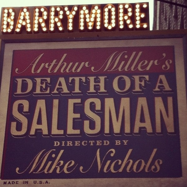 Death Of A Salesman Quote | Quote Number 611998 | Picture Quotes