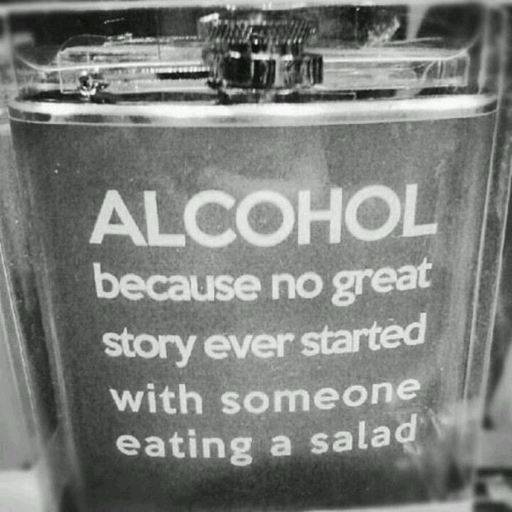 Funny Drinking Quote 4 Picture Quote #1