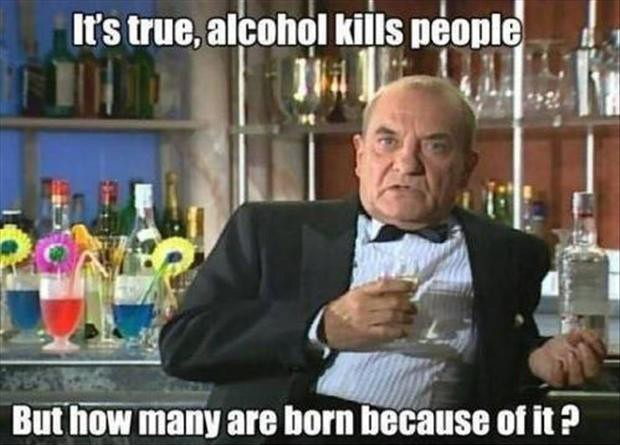 Funny Drinking Quote 5 Picture Quote #1