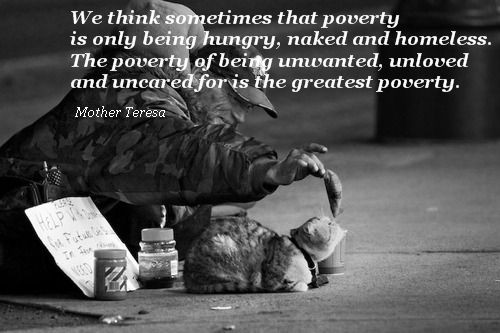Poverty Quote 3 Picture Quote #1