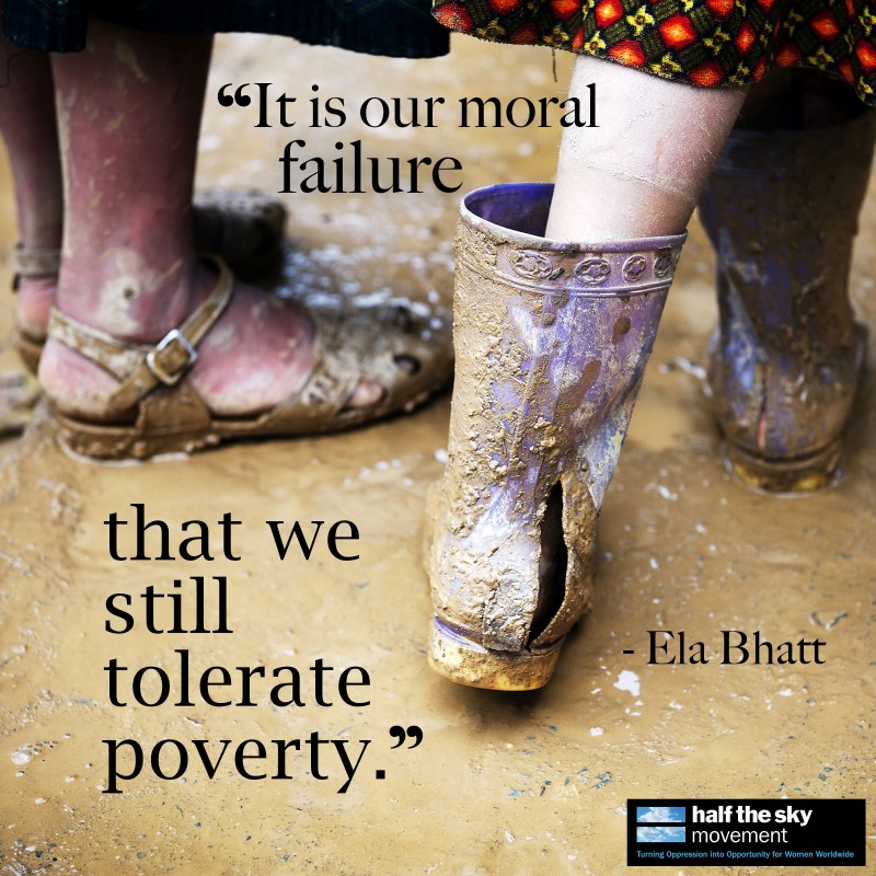 Poverty Quote 7 Picture Quote #1