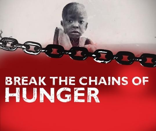 World Hunger And Poverty Quote 1 Picture Quote #1