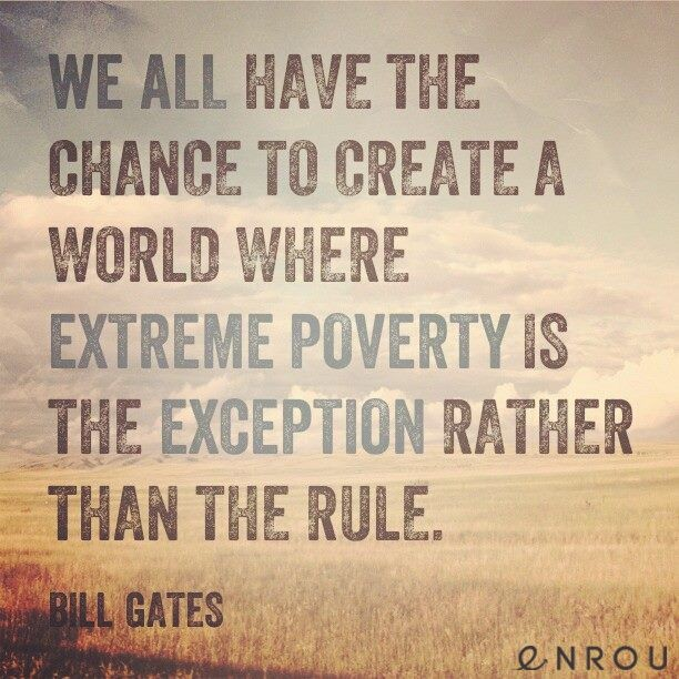 Poverty Quotes: Poverty Picture Quotes