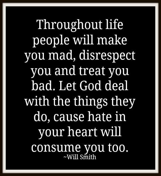 Disrespect Quote 1 Picture Quote #1